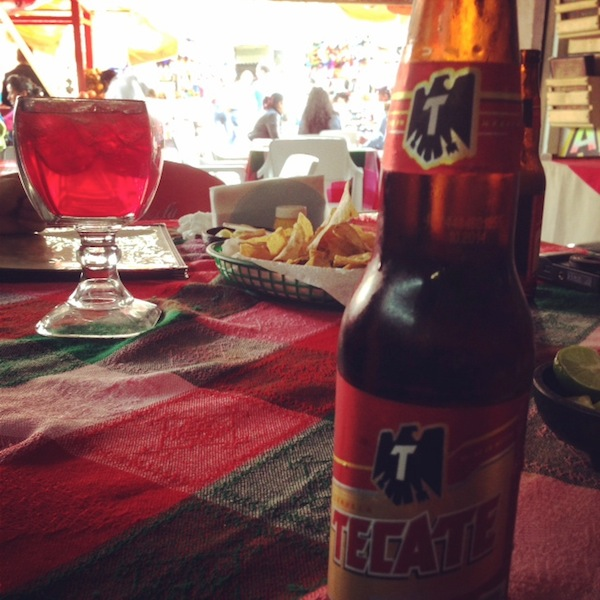 beer in Tijuana