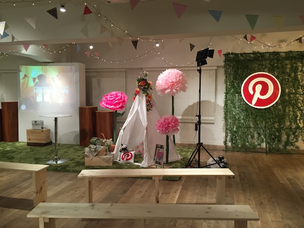 Pinterest Japan Office Opening Party
