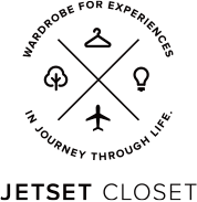 JETSET CLOSET -Wardrobe for journey through life-